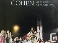 Leonard Cohen - Under Review 1935-1977 $5 Leonard Cohen