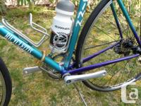 LEONARD CUSTOM ZINN 48cm Racing Bike: Re-built up from