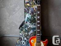 Les Paul Ultra II   Paid over 800 new and I have also