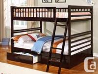ALL BUNK BEDS ON SALE! INCLUDES: UPGRADED MATTRESSES