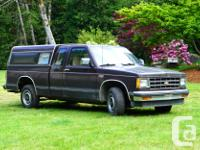 Make Chevrolet Year 1986 Colour Brown Trans Automatic