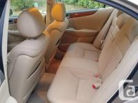 Make Lexus Model ES 330 Year 2005 Colour Gold kms