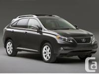 LEXUS RX 350 DARK GREY ONLY 55000 MILES. AUTOMATIC,