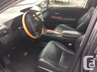 Make Lexus Model RX 350 Year 2010 Colour dark grey kms
