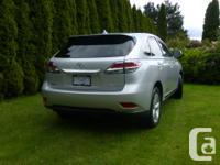 Make Lexus Model RX 350 Year 2013 Colour Grey kms