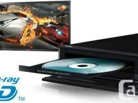 LG BP325 3D BLURAY PLAYER