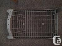 LG Dryer Rack for inside LG dryers. Used to dry shoes