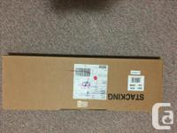 LG stacking kit brand new in box. Compatible with all