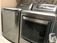 Like New - Must Sell (Moving) - LG Titanium ultra-large