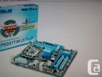 Intel Core2 Quad Q6600 @ 2.40 GHzCPU & & Heat Sink.