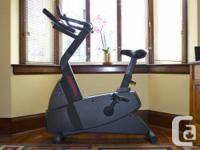 Life Fitness C7 Exercise Bike (Upright)  - Variable