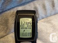 Advanced wristwatch style fitness tracker by LifeTrak.