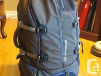 Lifeventure Altai 60 Travel Stuff. Lightly used. Still