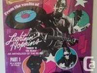 available for sale: $40.00 each Lightnin' Hopkins -