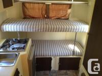 Lightweight Trillium trailer for rent in Nanaimo