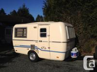 lightweight travel trailers for rent can sleep two