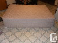 THIS IS A LOVELY SEALY DOUBLE BED COLLECTION. YOU