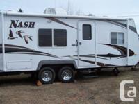 Nash travel trailers are well known for their high