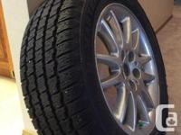 4 Cooper 225/55R17 Weather Master Winter Tires