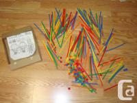 I have a Like New 245 Piece Building Sticks Toy for