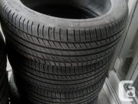 I have a Like New 4 Michelin Primacy Low Profile HP All