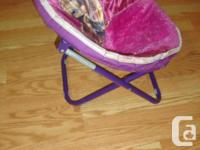 I have a Like New Beautiful Bratz Saucer Chair for