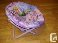 I have a Like New Beautiful Princess Saucer Chair for