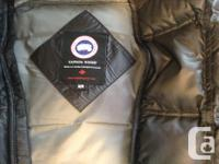 Canada Goose Hybridge Down Jacket (Tool). The