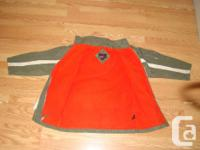 I have a Like New Coat Spring Fall Size 14 Green for