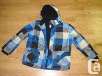I have a Like New Coat Winter Joe Fresh Size 14 Youth