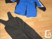 I have a Like New Coat Winter Snowpants Alpine Tek Blue