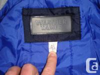I have a Like New Coat Winter Weather Tamer Coat Size 3