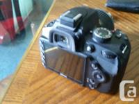 SAVE OVER $150 ON A BASICALLY NEW D3200 24.2 MEGA PIXEL for sale  Alberta