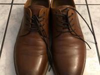 For sale like New Gransfield Aldo Men's Brown Leather