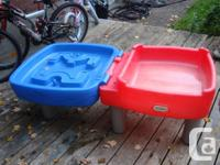 I have a Like New Little Tikes Sand / Water Table for