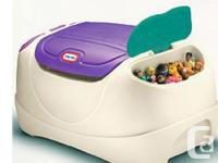 I have a Like New Little Tikes Toy Organizer Chest Toy
