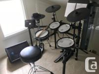 I purchased this gorgeous kit from Long & McQuade in