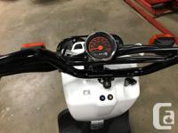 Make Honda Model Ruckus Year 2014 kms 1860 Like new!