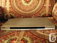 Sony DVP-NS575P/S Progressive Scan DVD Player Silver