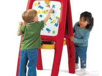 I have a Like New Step 2 Eisel Magnetic Board +