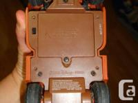 I have a Like New Tow Mater Remote Control Radio