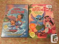 Lilo & Stitch 1 & 2, Little Nemo and Dinasaurs new