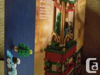Unopened Limited edition Christmas set. Box shows