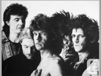 Limited Edition Rolling Stones Print by Peter Jurik