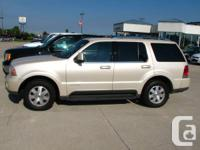 My 2005 Lincoln Pilot is project off-white, with soft