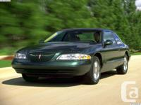 If you own a 1993-1998 Lincoln Mark VIII, this page is