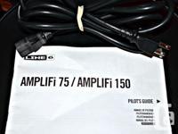 Line 6 AMPLIFi 75 watt full range amplifier. Purchased