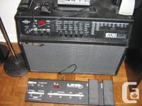 Line 6 AX2 212 amp for sale. Comes with the power cord,