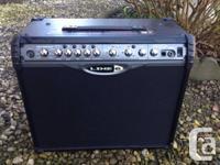 Line 6 - Spider II Guitar amplifier, 75W RMS, it has 12