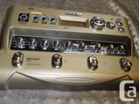 Line 6 JM-4 Looper Pedal. Great looping pedal, lots of